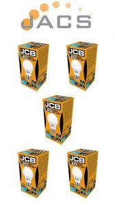 Jcb Led A60 470lm OPAL E27 (ES) 3000K, Pack Of 5