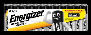 S8998 Energizer AA Alkaline Power, Pack Of 24