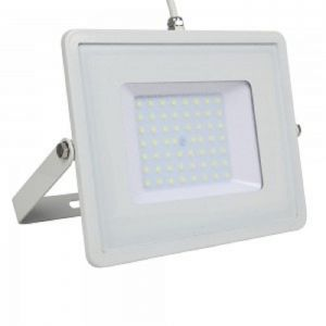 V-TAC-50 50W SMD Floodlight With Samsung Chip Colorcode:4000K WHITE BODY