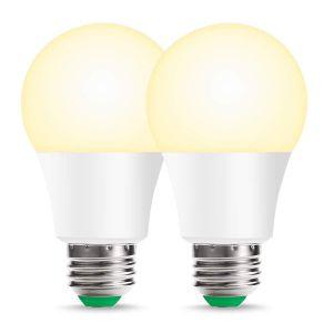 Smart E27 White Light Bulb (2 Pack)