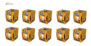 JCB LED 5W GU10 350lm 100° 3000k Warm White (10 PACK)
