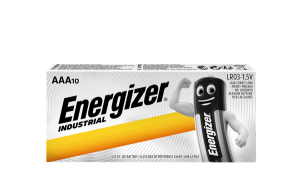 S6603 Energizer AAA Industrial, Pack Of 10