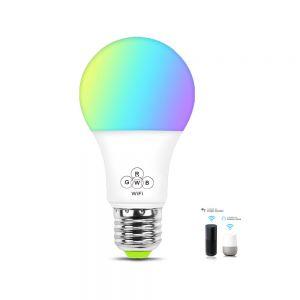 E27 Smart Bulb RGBW (2 Pack)