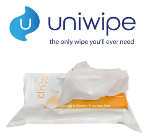 Uniwipe MIDI DISINFECTANT WIPE (200 WIPES) NOW AVAILABLE LIMITED STOCK