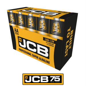 S5446 Jcb AA Industrial, Pack Of 10