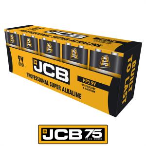 S5450 JCB 9V Industrial, Pack Of 10
