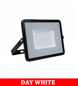 V-TAC -50 50W SMD Floodlight With Samsung Chip Colorcode:4000K BLACK BODY