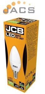 Jcb Quality 3W LED Candle 250lm OPAL E14 3000k