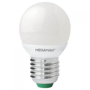 MEGAMAN 3.5W Opal Golf Ball LED E27