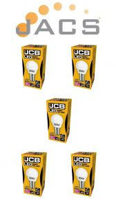 Jcb Led Candle 470lm OPAL B15(SBC) 3000K, Pack Of 5