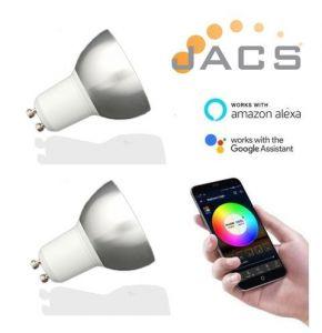 Smart GU10 Wifi Bulb (2 PACK)
