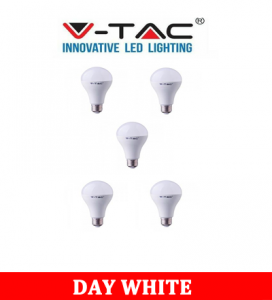 V-TAC 233 20W A80 LED Plastic Bulb With Samsung Chip Colorcode:4000K E27  5PCS/Pack