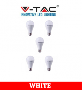 V-TAC 233 20W A80 LEDPlastic Bulb With Samsung Chip Colorcode:6400K E27