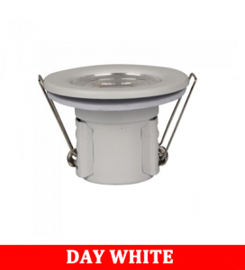 V-TAC 885 5W Spotlight Firerated Fitting With Samsung Chip Colorcode:4000K -WHITE