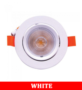 V-TAC 2-10 10W Led Downlight With Samsung Chip Colorcode:6400K 5YRS WARRANTY