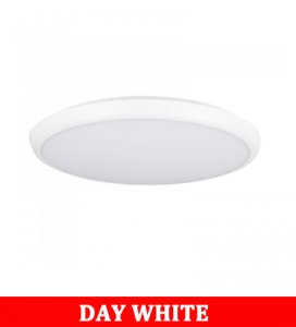 V-Tac 12SS 12W Led Slim Dome Light(Emergency Battery) With Samsung Chip Colorcode:4000k