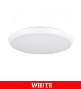 V-Tac 12S 12W Led Slim Dome Light With Samsung Chip Colorcode:6400k