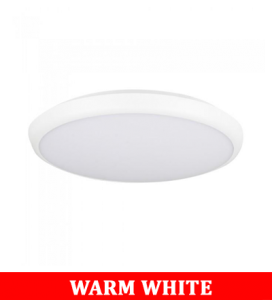 V-Tac 12S 12W Led Slim Dome Light With Samsung Chip Colorcode:3000k