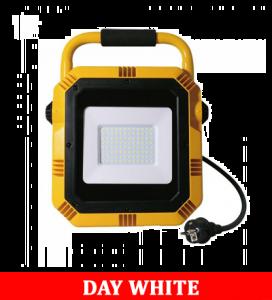V-TAC 51 50W LED Led Work Floodlight With Samsung Chip Colorcode:4000K