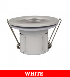 V-TAC 885 5W Spotlight Firerated Fitting With Samsung Chip Colorcode:6400K -WHITE