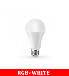 V-TAC 5010 9W A60 Bulb Compatible With Amazon Alexa And Google Home Colorcode:RGB+6000K E27