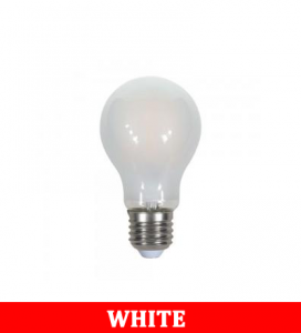 V-TAC 2049 9W A67 Filament Frost Cover Bulb Colorcode:6400K E27