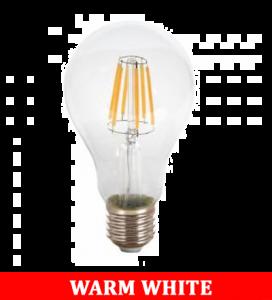 V-Tac 1981 10w A67 Led Filament Bulb Colorcode:2700k E27