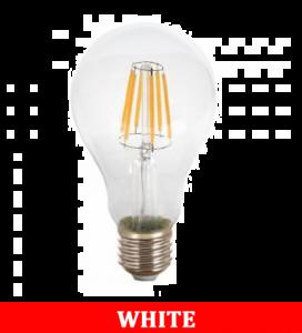 V-Tac 1978 8w A67 Led Filament Bulb Colorcode:6400k E27