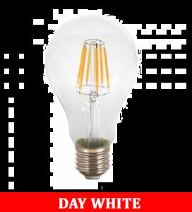 V-Tac 1978 8w A67 Led Filament Bulb Colorcode:4000k E27