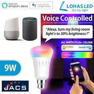 LOHAS WIFI Smart LED Bulb 9W B22 LED