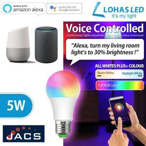 LOHAS Smart E27 RGBW Bulb