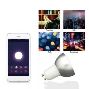 Smart 5W GU10 RGB-W (4 Pack)