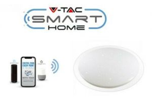 V-TAC Smart 60W Wifi Led Dome Light