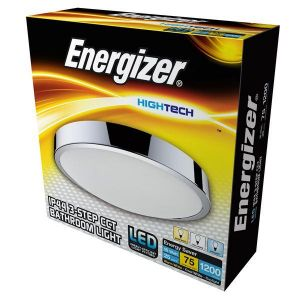 Energizer CCT IP44 Bathroom  Ceiling Light