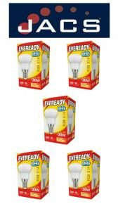 Eveready Led R39 320LM E14 (SES) Warm White, Pack Of 5