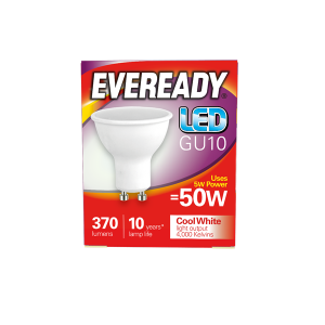 Eveready Led GU10 370LM Cool White