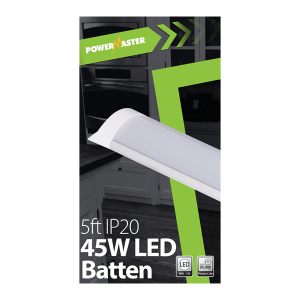 Powermaster Ip20 Led 5ft 150cm Batten