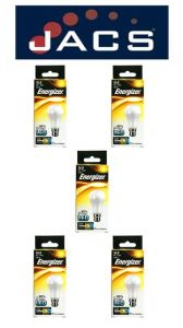Energizer Led GLS 1521LM 12.5W OPAL B22 (BC) Warm White, Pack Of 5