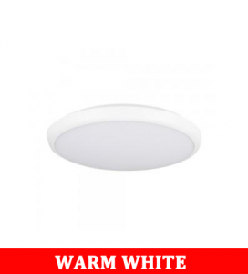V-Tac 12W Led Slim Dome Ceiling Light 3000k
