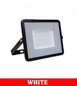 V-TAC -50 50W SMD Floodlight With Samsung Chip Colorcode:6400K BLACK BODY