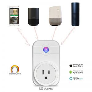 Smart Plug Works with Amazon Alexa and Google Home (2 Pack)